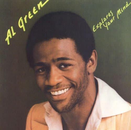 Hi Records Al Green - Explores Your Mind