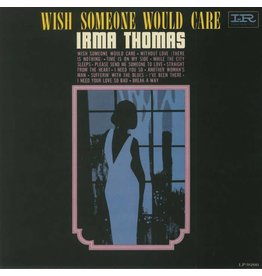 Imperial Records Irma Thomas - Wish Someone Would Care
