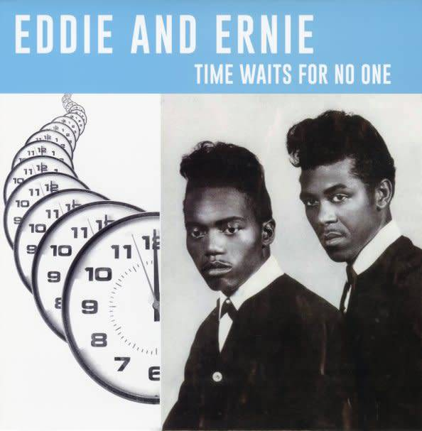 Mississippi Records Eddie and Ernie - Time Waits For No One