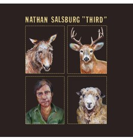 No Quarter Nathan Salsburg - Third