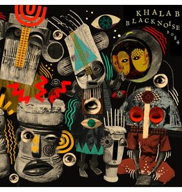 On The Corner Records Khalab - Black Noise 2084
