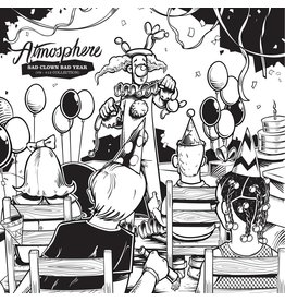 Warner Music Group Atmosphere - Sad Clown Bad Year: #9-#12 Collection