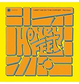 Wah Wah 45s Honeyfeet - Meet Me On The Corner