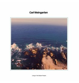 Azure Vista Carl Weingarten - Living In The Distant Present (Coloured Vinyl)
