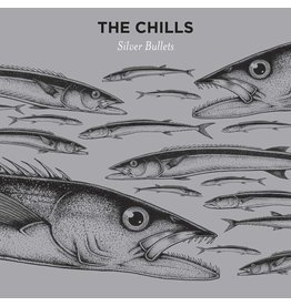 Fire Records The Chills - Silver Bullets (Silver Vinyl)