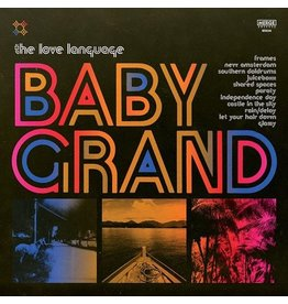 Merge Records The Love Language - Baby Grand (Coloured Vinyl)