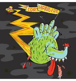 Suicide Squeeze The Coathangers - Scramble