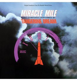 Fire Soundtracks Tangerine Dream - Miracle Mile
