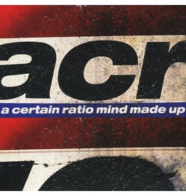 Mute Records A Certain Ratio - Mind Made Up