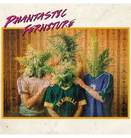 Transgressive Records Phantastic Ferniture - Phantastic Ferniture