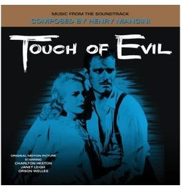 Not Now Music Henry Mancini - Touch Of Evil OST