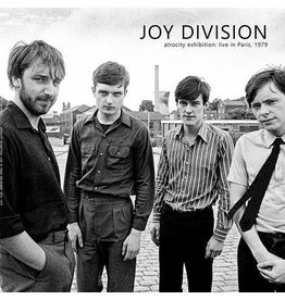 Lively Youth Joy Division - Atrocity Exhibition: Live in Paris 1979