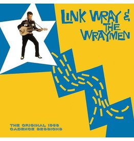 Rumble Records Link Wray - The Orignal 1958 Cadence Sessions