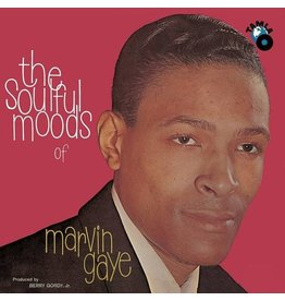 DOL Marvin Gaye - The Soulful Moods Of Marvin Gaye