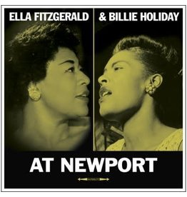Not Now Music Ella Fitzgerald & Billie Holiday - At Newport