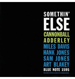 DOL Cannonball Adderley - Somethin' Else