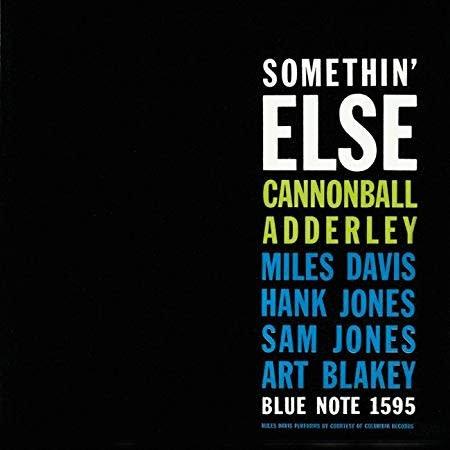 DOL Cannonball Adderley - Somethin' Else