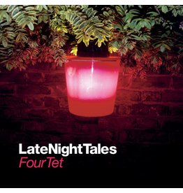 Late Night Tales Various - Four Tet: Late Night Tales
