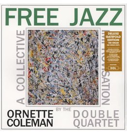 DOL Ornette Coleman Double Quartet - Free Jazz