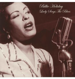 DOL Billie Holiday - Lady Sings The Blues