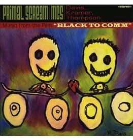 Easy Action Primal Scream & MC5 - Black To Comm OST