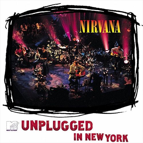 Geffen Nirvana - Unplugged In New York