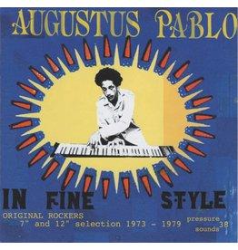 Pressure Sounds Augustus Pablo - In Fine Style - Original Rockers