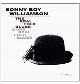 DOL Sonny Boy Williamson - The Real Folk Blues