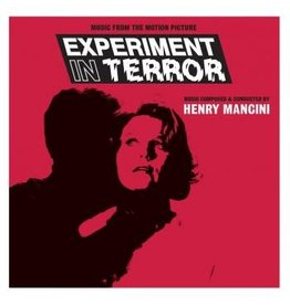 Not Now Music Henry Mancini - Experiment In Terror OST