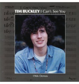Demon Records Tim Buckley - I Can't See You (1966 Demos)