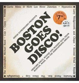 BBE Various - Serge Gamesbourg Presents Boston Goes Disco!