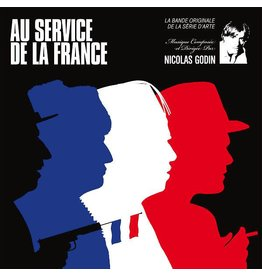 Because Music Nicolas Godin - Au Service De La France (A Very Secret Service) OST