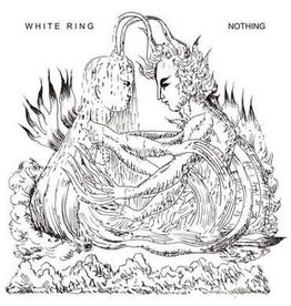 Rocket Girl White Ring - Nothing / Leprosy