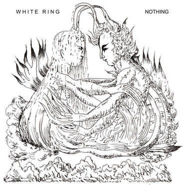 Rocket Girl White Ring - Nothing / Leprosy