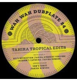 Dubplate Various - Tahira Tropical Edits