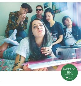 O Genesis Average Sex - Melodie EP