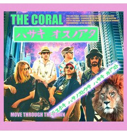 Warner Music Group The Coral - Move Through The Dawn (picture disc)
