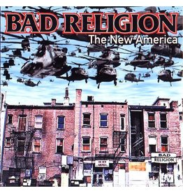 Warner Music Group Bad Religion - The New America