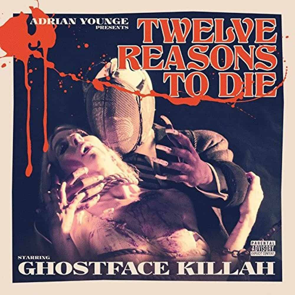 Linear Labs Ghostface Killah - 12 Reasons To Die