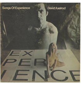 Now-Again Records David Axelrod - Songs Of Experience