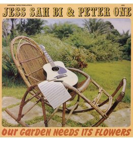 Awesome Tapes From Africa Jess Sah Bi & Peter One - Our Garden Needs Its Flowers