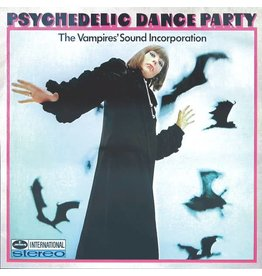 Wah Wah Vampires' Sound Incorporation - Psychedelic Dance Party
