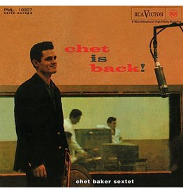 Wax Time Records Chet Baker - Chet is Back!