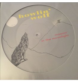 DOL Howlin' Wolf - Moanin' In The Moonlight (picture disc)