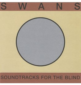 Mute Records Swans - Soundtracks For The Blind