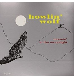 Macomba Records Howlin' Wolf - Moanin' In The Moonlight