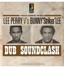 Jamaican Recordings Lee Perry Vs Bunny Striker Lee - Dub Soundclash