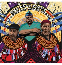 Studio Rockers The Last Poets - Understanding What Black Is