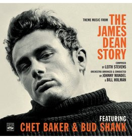 Wax Love Records Chet Baker & Bud Shank - The James Dean Story OST