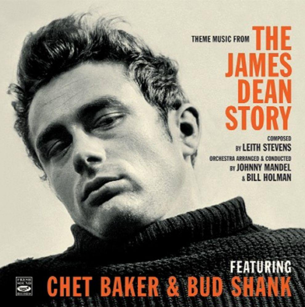 Wax Love Records Chet Baker & Bud Shank - The James Dean Story OST